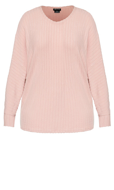 Ella Top - blush