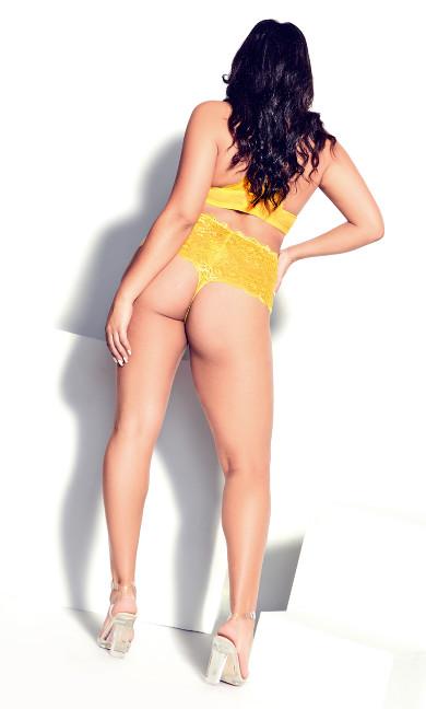 Zoey Bralette - marigold