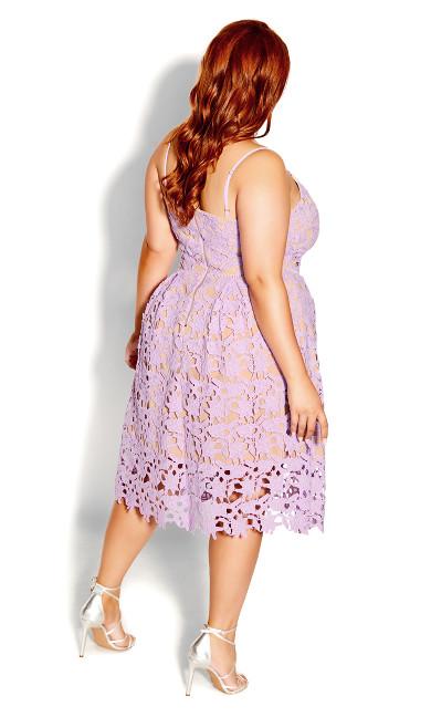 So Fancy Dress - lilac