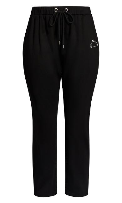 Chillax Pant - black