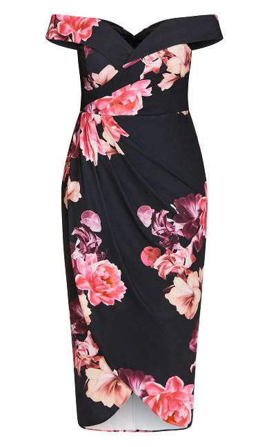Decadent Maxi Dress - black