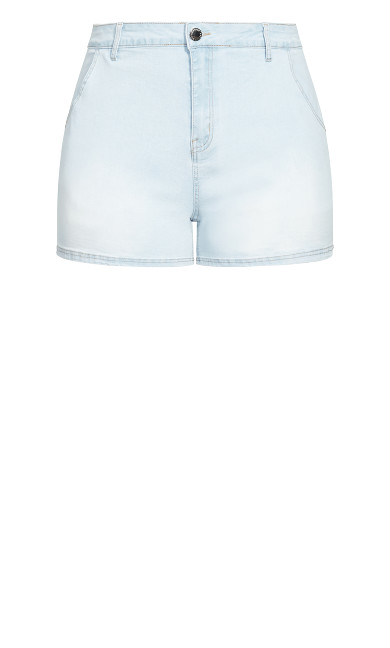 Denim Breeze Short - light denim