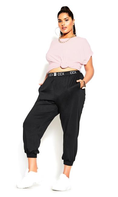 Street Cred Pant - black