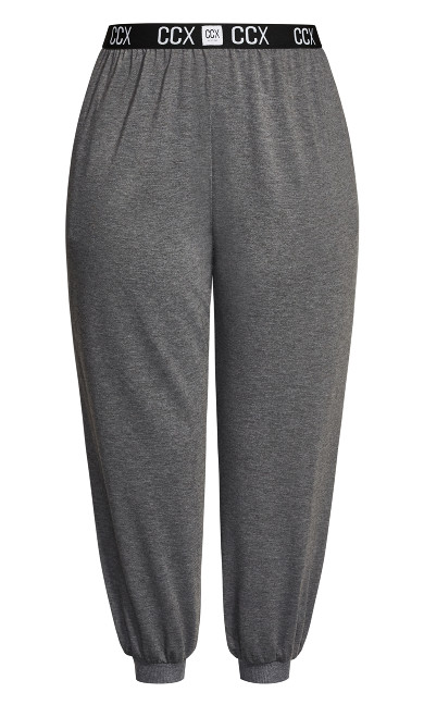 Street Cred Pant - charcoal