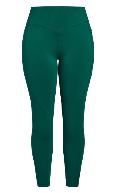 Active 7/8 Legging - sea green