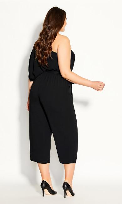 Valencia Jumpsuit - black
