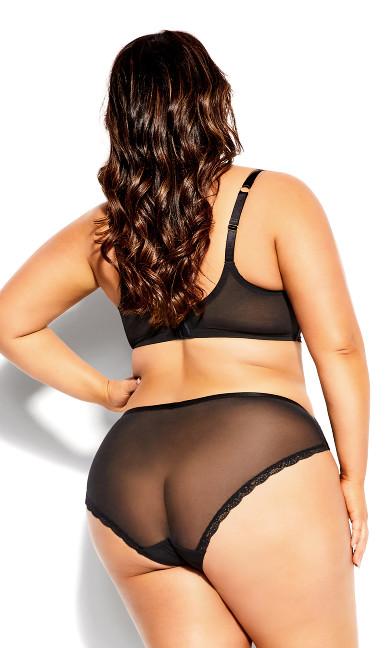 Abbie Contour Bra - black