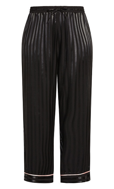 Sophia Sleep Pant - black