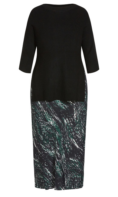 Dreaming Dress - black