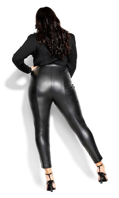 Peekaboo Bodysuit - black
