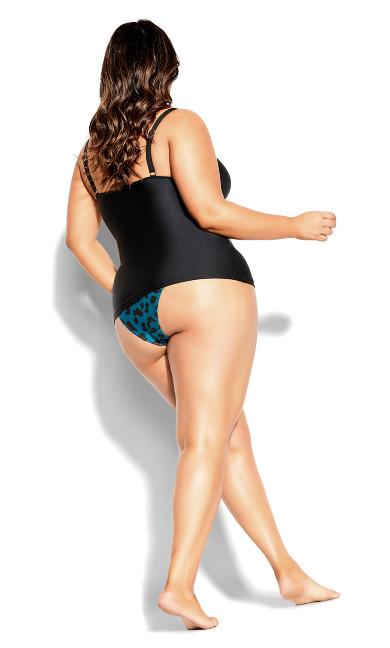 Yasmin Tankini - black