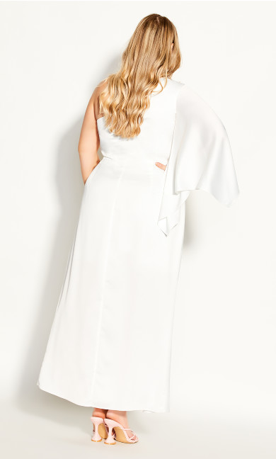 Infinite Maxi Dress - ivory