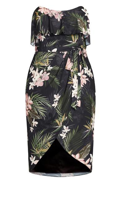 Bahamas Dress - black