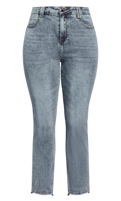 Harley Most Wanted Jean - mid denim