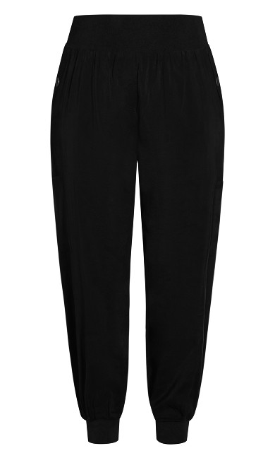 Utility Pockets Pant - black