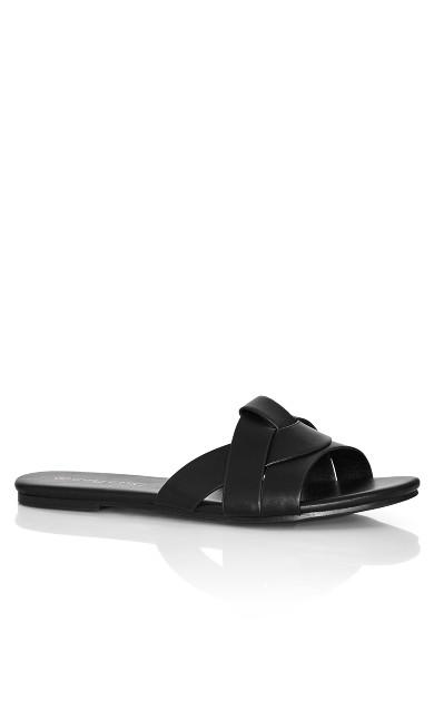 Spark Slide - black