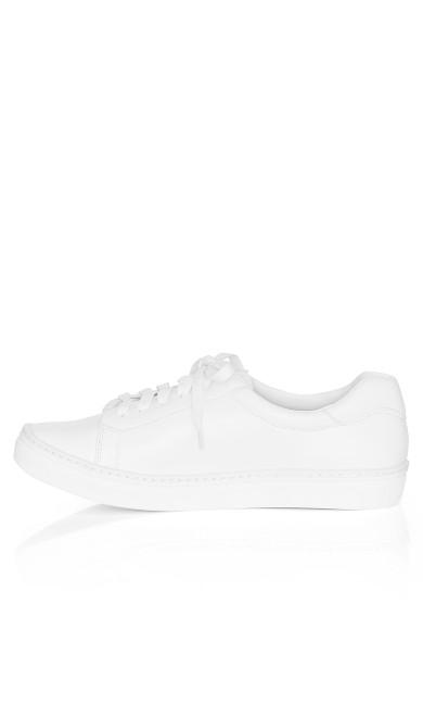 Carrie Sneaker - white