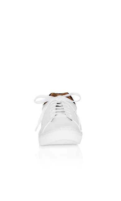 Plus Size Carrie Print Sneaker - animal