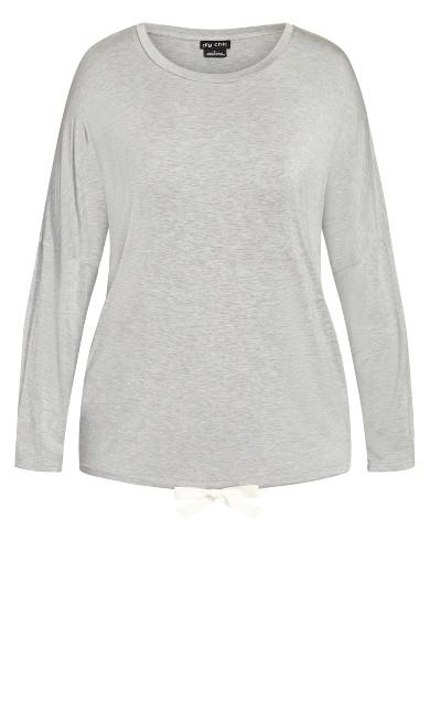 Molly Sleep Top - grey