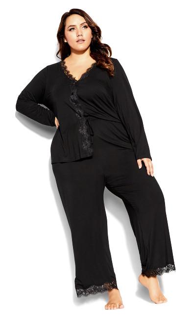Sadie Pant - black