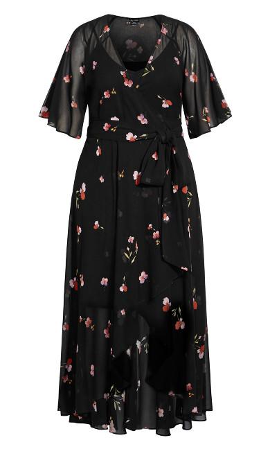 Petal Maxi Dress - petal
