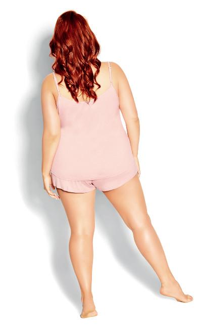 Carrie PJ Set - sweet pink