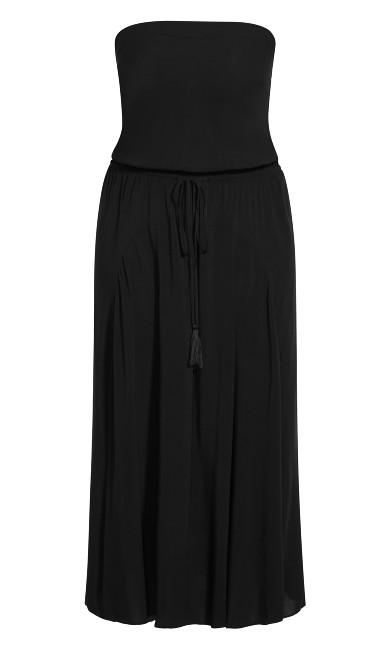 Dress Summer Nights Maxi Dress - black
