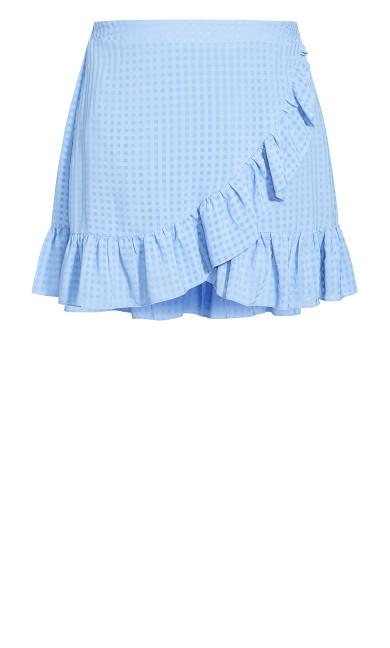 Flirty Skirt - sky blue