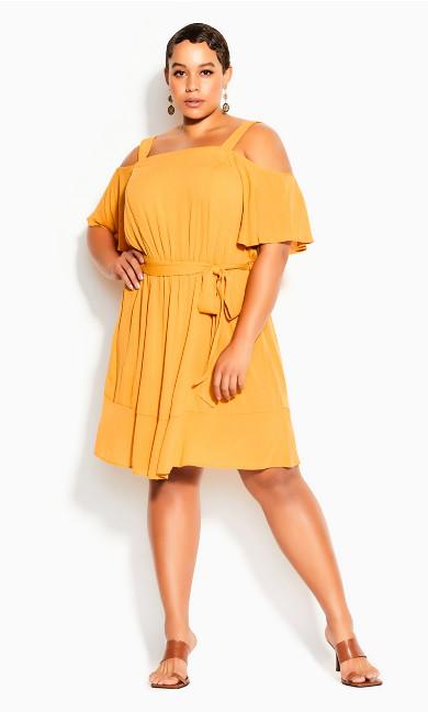 Paradise Dress - sunshine