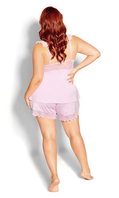 Kasia Cami PJ Set - lilac