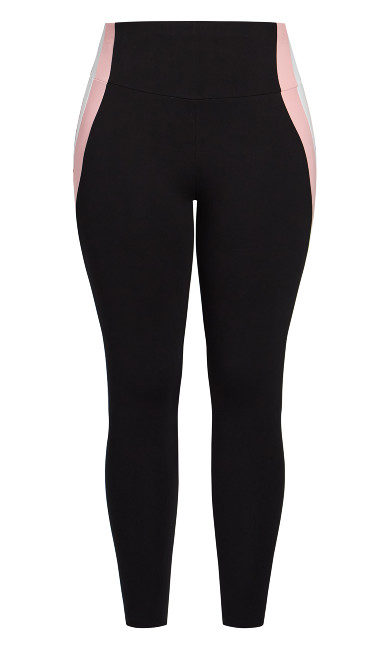 Splice 7/8 Legging - pink