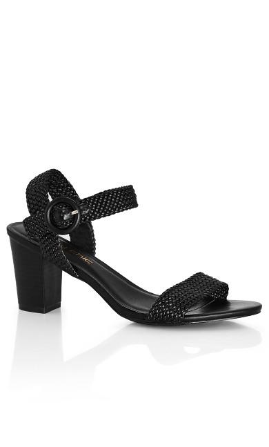 Aveline Heel - black