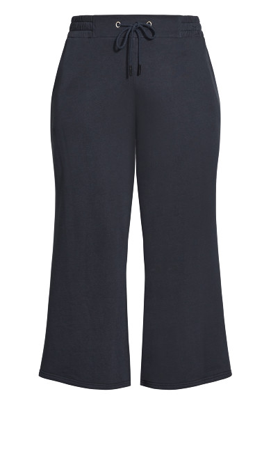 Youth Culotte Pant - steel