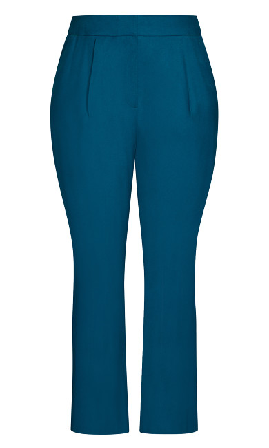 Draw The Line Pant - blue
