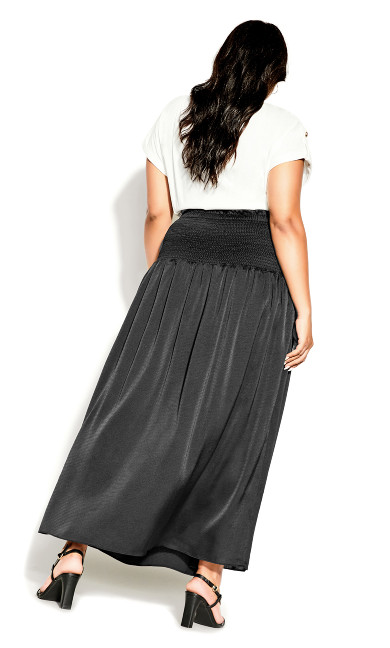 Refined Skirt - black