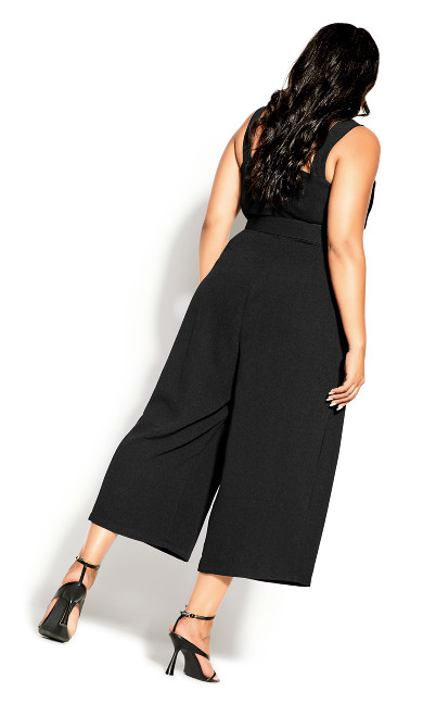 Elegant Jumpsuit - black
