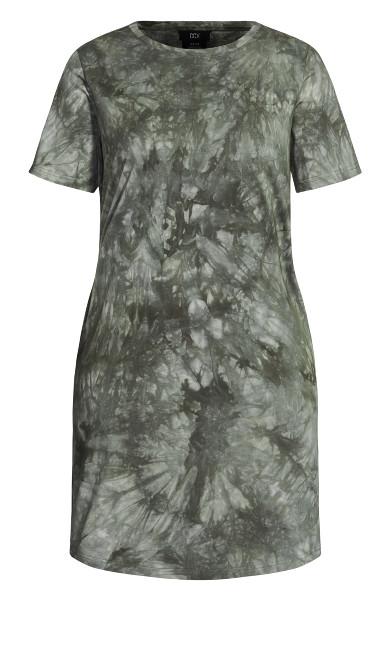 Stormy Dress - khaki
