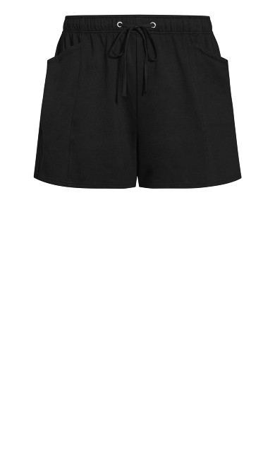 Chill Out Short - black