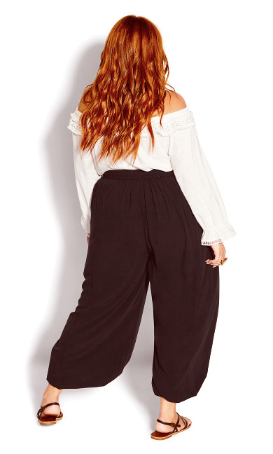 Marrakesh Pant - black