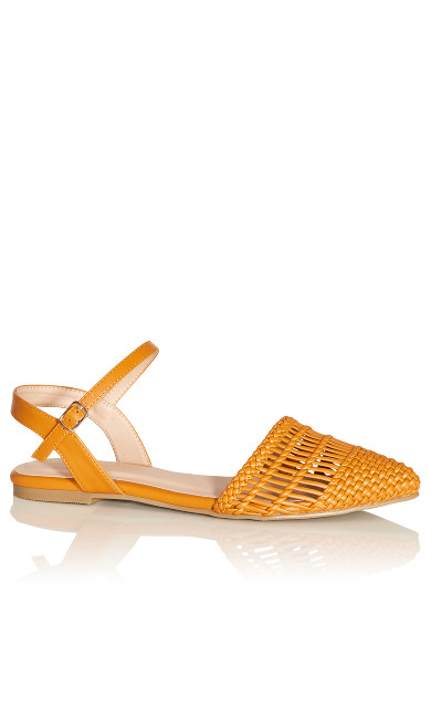 Rosalie Flat - honey