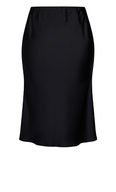 Out All Night Skirt - black