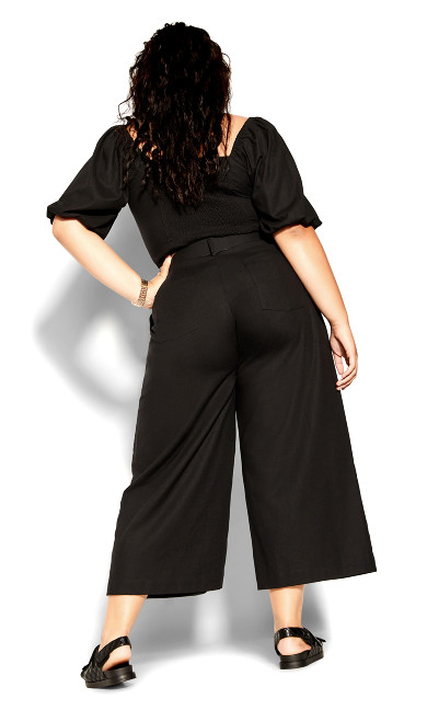 Wistful Dreams Pant - black