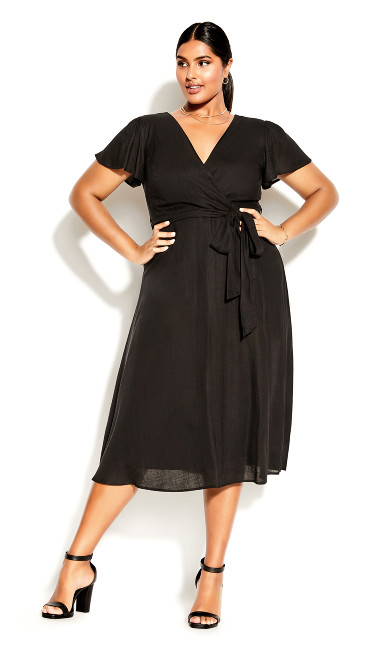 Sashay Dress - black
