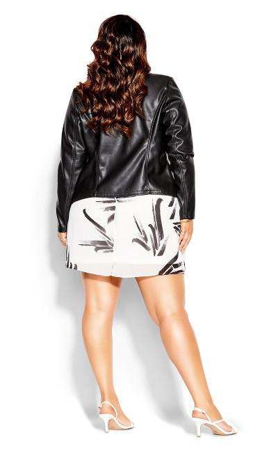 Sleek Royal Jacket - black