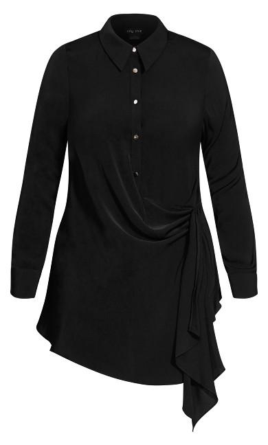 New Classic Shirt - black