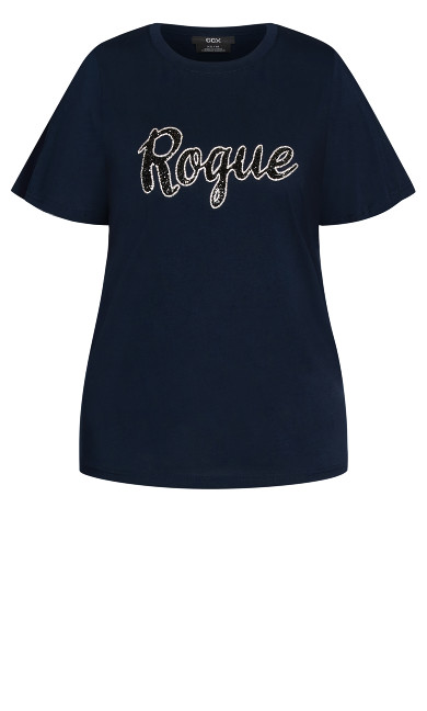 Rogue Top - navy