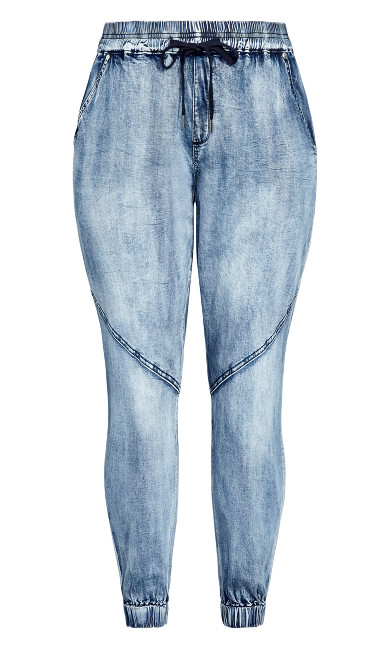 Obsession Denim Pant - blue
