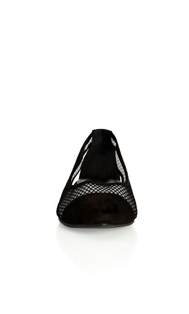 Alessa Flat - black