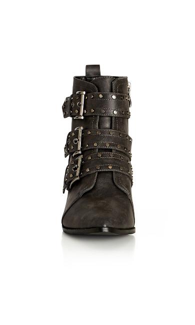Zeta Boot - charcoal