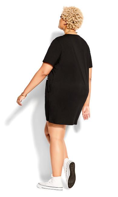 Forever Dress - black